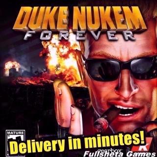 Duke Nukem Forever (PC/Steam) Worldwide 🅺🆁🆈🅿🆃🅾🅽🅸🆃🅴 +BONUS