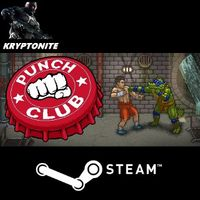 🎮 Punch Club Deluxe - STEAM CD-KEY Global