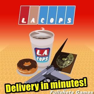 LA Cops (PC/Steam) digital code 🅺🆁🆈🅿🆃🅾🅽🅸🆃🅴