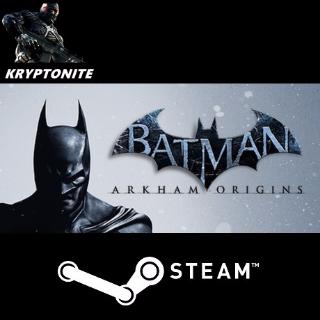 Batman: Arkham Origins + 𝐄𝐥𝐢𝐭𝐞 𝐛𝐨𝐧𝐮𝐬 [x2 Steam keys] *Fast Delivery* - 𝐅𝐮𝐥𝐥 𝐆𝐚𝐦𝐞𝐬