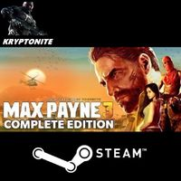 🎮 Max Payne 3 Complete Edition - STEAM CD-KEY Global