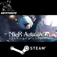 NieR:Automata + 𝐄𝐥𝐢𝐭𝐞 𝐛𝐨𝐧𝐮𝐬 [x2 Steam keys] *Fast* - 𝐅𝐮𝐥𝐥 𝐆𝐚𝐦𝐞𝐬