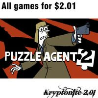 Puzzle Agent 2 - Steam instant delivery
