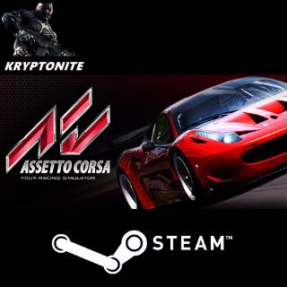 Assetto Corsa + 𝐄𝐥𝐢𝐭𝐞 𝐛𝐨𝐧𝐮𝐬 [x2 Steam keys] *Fast Delivery* - 𝐅𝐮𝐥𝐥 𝐆𝐚𝐦𝐞𝐬