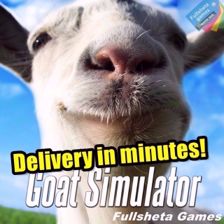 Goat Simulator (PC/Steam) Worldwide digital code 🅺🆁🆈🅿🆃🅾🅽🅸🆃🅴