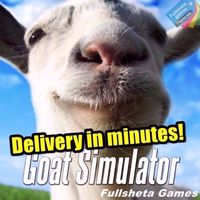 Goat Simulator (PC/Steam) Worldwide digital code 🅺🆁🆈🅿🆃🅾🅽🅸🆃🅴