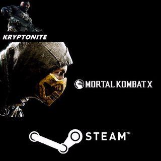MORTAL KOMBAT X (+𝐛𝐨𝐧𝐮𝐬) *Fast Delivery* Steam Key - 𝐹𝑢𝑙𝑙 𝐺𝑎𝑚𝑒