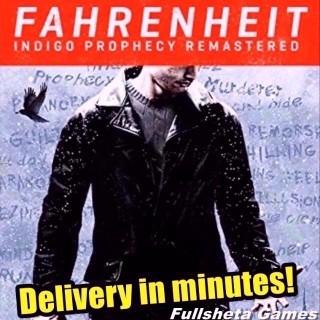 Fahrenheit: Indigo Prophecy Remastered (PC/Steam) 🅺🆁🆈🅿🆃🅾🅽🅸🆃🅴