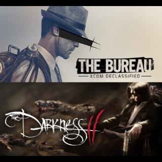 The Darkness II + The Bureau: XCOM Declassified - CD-Keys Global