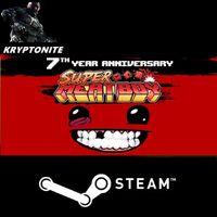 🎮 Super Meat Boy - STEAM CD-KEY Global