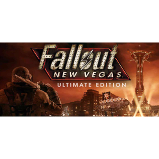 Fallout: New Vegas Ultimate Edition (+bonus)