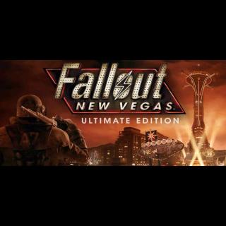 Fallout: New Vegas Ultimate Edition (+bonus)