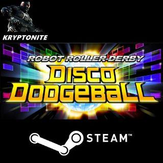 🎮 Robot Roller-Derby Disco Dodgeball - STEAM CD-KEY Global