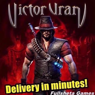 Victor Vran (PC/Steam key) 🅺🆁🆈🅿🆃🅾🅽🅸🆃🅴