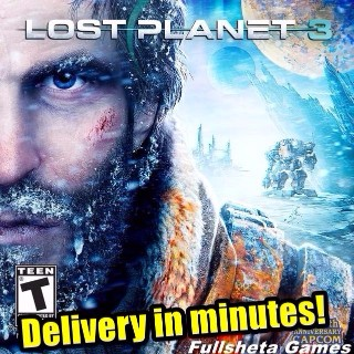 Lost Planet 3 Complete Pack (PC/Steam) digital code 🅺🆁🆈🅿🆃🅾🅽🅸🆃🅴