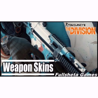 Tom Clancy's The Division: Weapon Skin DLC XBOX ONE CD-KEY