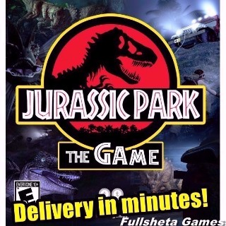 Jurassic Park: The Game COMPLETE (PC/Steam)