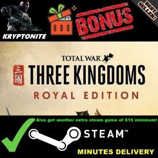 Total War: Three Kingdoms – Royal Edition