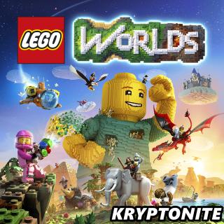 LEGO WORLDS + DLC (+bonus)