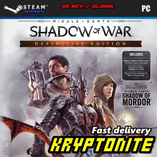 Middle-earth Shadow of War Definitive Edition
