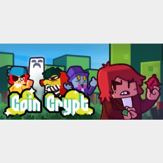 Coin Crypt (PC/Steam) *Fast Delivery* Steam Key - 𝐹𝑢𝑙𝑙 𝐺𝑎𝑚𝑒