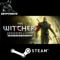 🎮 The Witcher 2 Assassins of Kings Enhanced Edition - STEAM CD-KEY Global