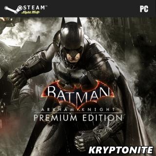 Batman Arkham Knight Premium Edition