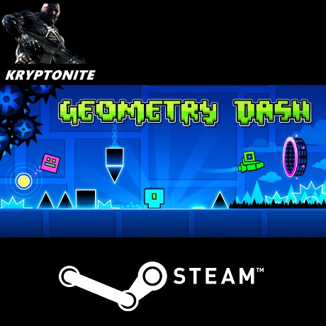 how to use keys in geometry dash
