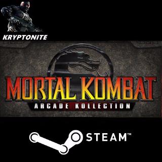 🎮 Mortal Kombat Arcade Kollection - STEAM CD-KEY Global