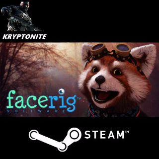 🎮 FACERIG + 𝐄𝐥𝐢𝐭𝐞 𝐛𝐨𝐧𝐮𝐬 [x2 Steam keys] *Fast* - 𝐅𝐮𝐥𝐥 𝐆𝐚𝐦𝐞𝐬