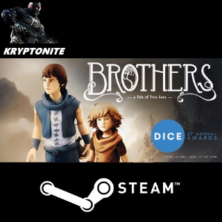 🎮 Brothers - A Tale of Two Sons - STEAM CD-KEY Global