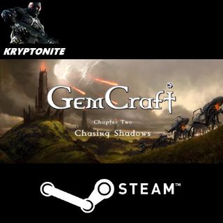 🎮 GemCraft - Chasing Shadows - STEAM CD-KEY Global