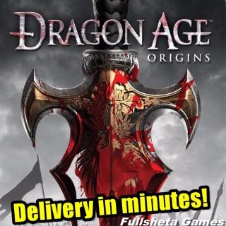 Dragon Age: Origins [+Surprise] (PC/Steam) Digital code 🅺🆁🆈🅿🆃🅾🅽🅸🆃🅴