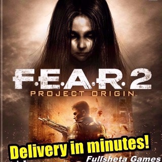 F.E.A.R. 2 Project Origin (PC/Steam) digital code 🅺🆁🆈🅿🆃🅾🅽🅸🆃🅴