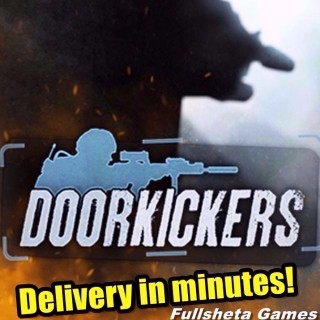 Door Kickers (PC/Steam) Worldwide digital code 🅺🆁🆈🅿🆃🅾🅽🅸🆃🅴