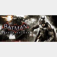 Batman: Arkham Knight (+𝐛𝐨𝐧𝐮𝐬) *Fast Delivery* Steam Key - 𝐹𝑢𝑙𝑙 𝐺𝑎𝑚𝑒