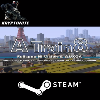 🎮 A-Train 8 - STEAM CD-KEY Global