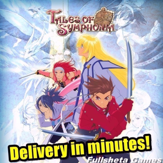 Tales of Symphonia [+Surprise] (PC/Steam) Digital code 🅺🆁🆈🅿🆃🅾🅽🅸🆃🅴