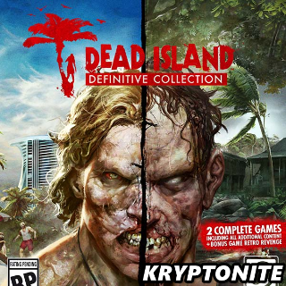 DEAD ISLAND DEFINITIVE COLLECTION (+𝐛𝐨𝐧𝐮𝐬) *Fast Delivery* Steam Key - 𝐹𝑢𝑙𝑙 𝐺𝑎𝑚𝑒