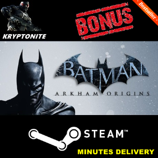 Batman: Arkham Origins Steam Key GLOBAL