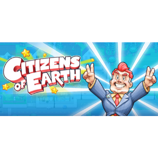 Citizens of Earth (PC/Steam) *Fast Delivery* Steam Key - 𝐹𝑢𝑙𝑙 𝐺𝑎𝑚𝑒