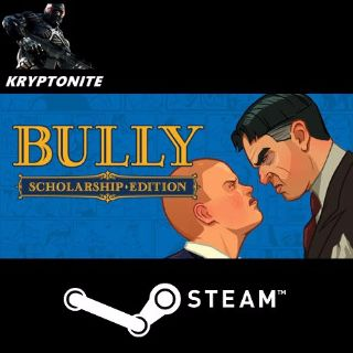 Bully: Scholarship Edition + 𝐄𝐥𝐢𝐭𝐞 𝐛𝐨𝐧𝐮𝐬 [x2 Steam keys] *Fast Delivery* - 𝐅𝐮𝐥𝐥 𝐆𝐚𝐦𝐞𝐬