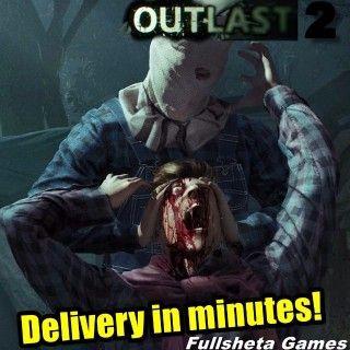 Outlast 2 (PC/Steam) Worldwide digital code 🅺🆁🆈🅿🆃🅾🅽🅸🆃🅴