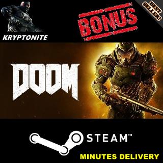 DOOM Steam Key GLOBAL