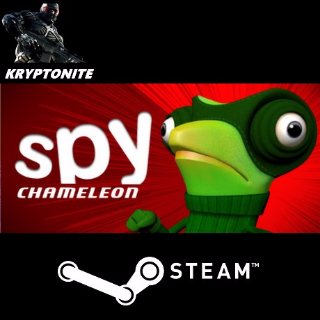 🎮 Spy Chameleon - RGB Agent - STEAM CD-KEY Global