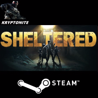 🎮 Sheltered - STEAM CD-KEY Global