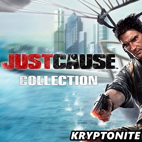JUST CAUSE  COLLECTION (+𝐛𝐨𝐧𝐮𝐬) *Fast Delivery* Steam Key - 𝐹𝑢𝑙𝑙 𝐺𝑎𝑚𝑒