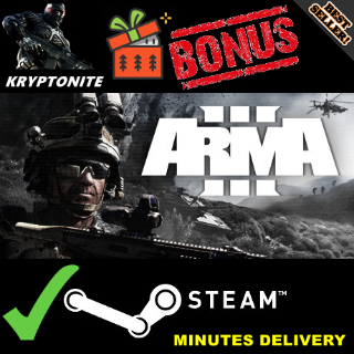 Arma 3 Steam Key GLOBAL