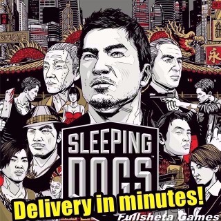 Sleeping Dogs (PC/Steam) 🅺🆁🆈🅿🆃🅾🅽🅸🆃🅴