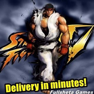 Super Street Fighter IV (PC/Steam) Worldwide 🅺🆁🆈🅿🆃🅾🅽🅸🆃🅴